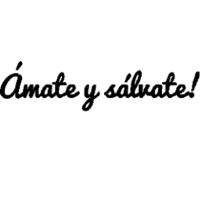 amate y salvate