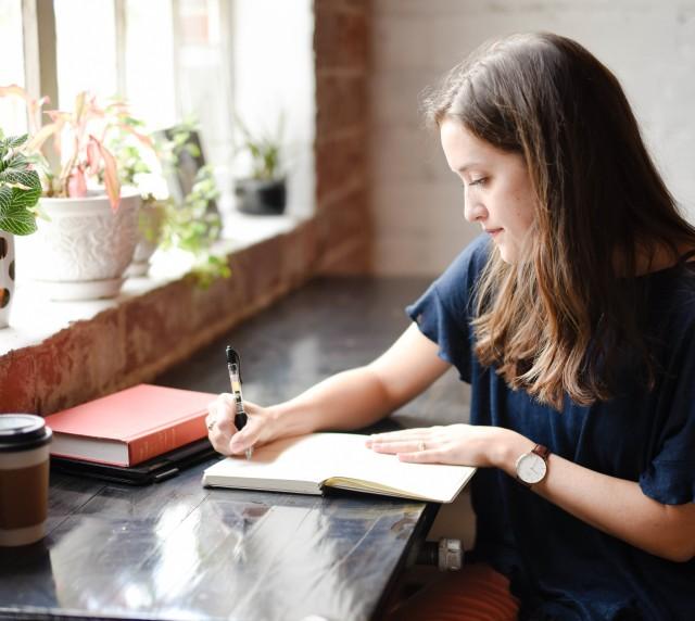 escribiendo metas